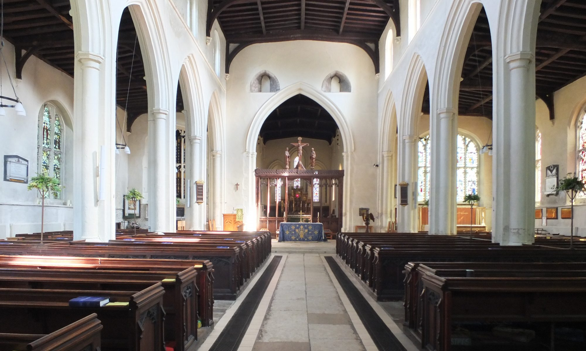 Welcome to the Parish Church of St.Mary the Virgin Godmanchester